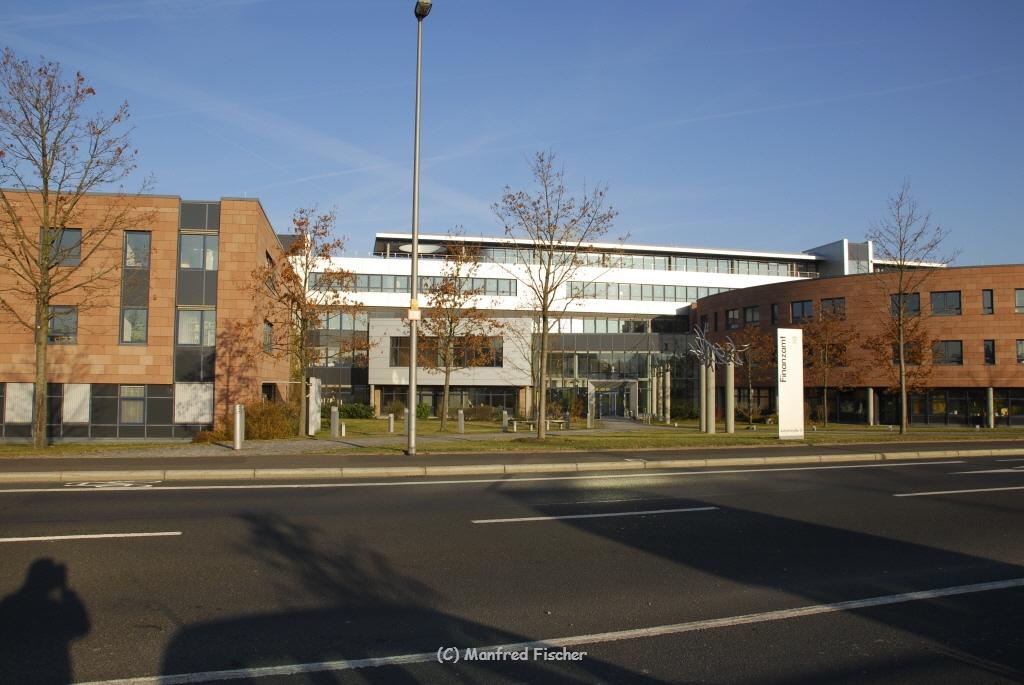 finanzamt aschaffenburg